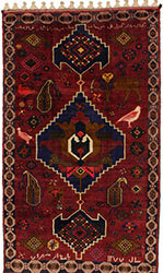 Handmade Persian Carpet 14
