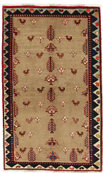 Handmade Persian Carpet 16