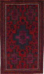 Handmade Persian Carpet 17