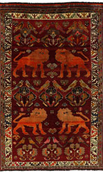 Handmade Persian Carpet 18