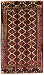 Handmade Persian Carpet 22