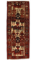 Handmade Persian Carpet 23
