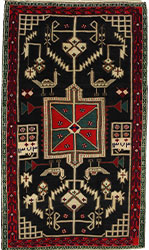 Handmade Persian Carpet 27