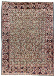 Handmade Persian Carpet 30