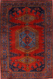 Handmade Persian Carpet 32