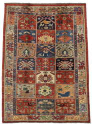 Handmade Persian Carpet 7