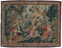 Handmade Persian Carpet 9