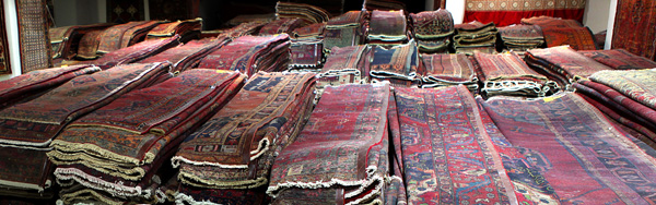 Handmade Persian Carpet
